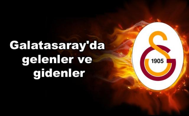 Galatasaray'da gelenler ve gidenler - Sayfa 1