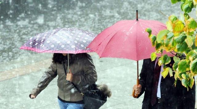 Meteoroloji'den uyarı! Bu illere sağanak yağış yolda - Sayfa 1