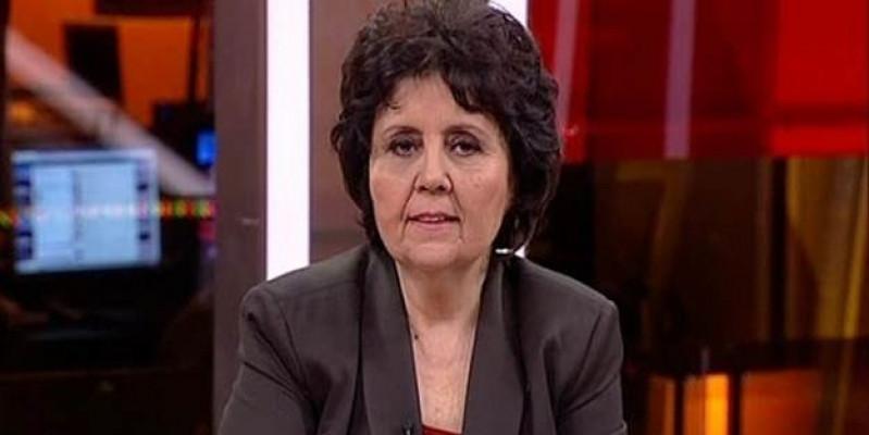 Ayşenur Arslan Halk TV'yi bırakıp gitti - video izle