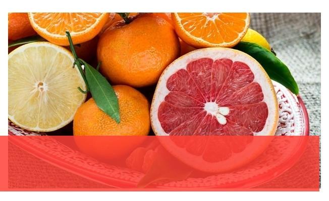 Sağlık saçan vitamin deposu kış meyveleri