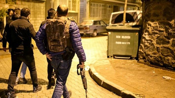 Law silahlı saldırgan, terörist listesinde!