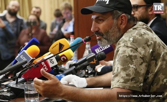 Ermenistan'da muhalefet lideri Paşinyan: Başbakan olmaya hazırım