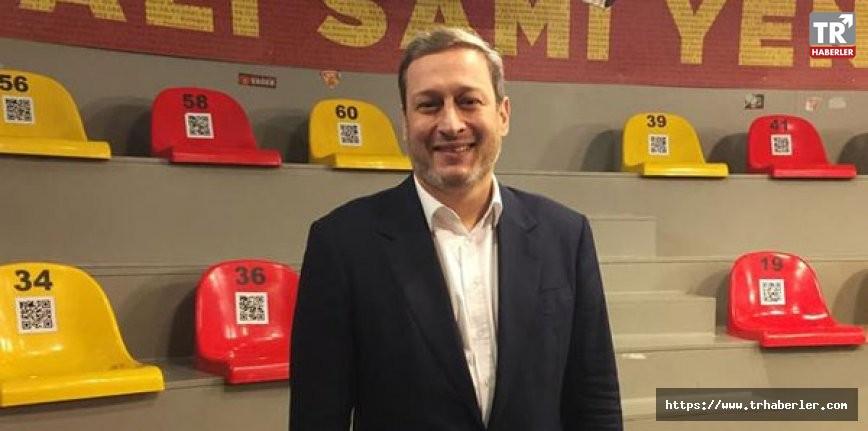 Galatasaray'da yönetim kurulu üyesi Burak Elmas istifa etti!
