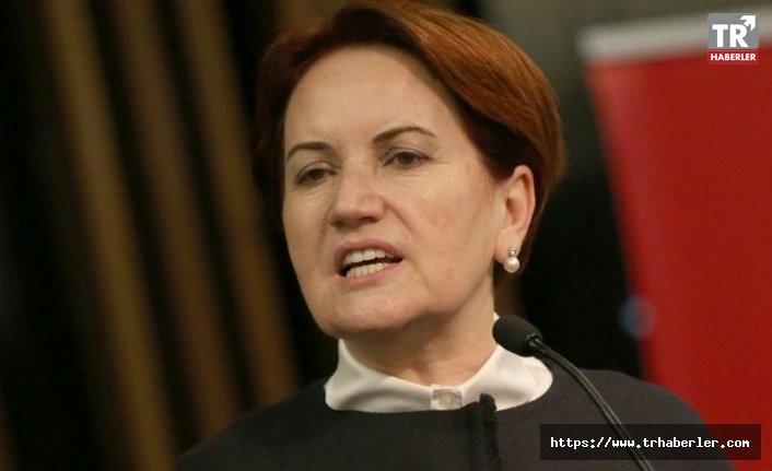 Meral Akşener cumhurbaşkanlığı adaylığı için YSK'ya başvurdu