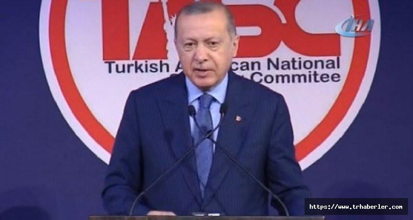 Başkan Erdoğan, New York'ta Önemli Açıklamalarda Bulundu