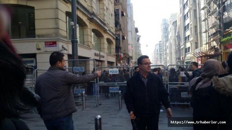 İstanbul'da İstiklal'e 8 Mart bariyeri; Metro da kapatıldı!