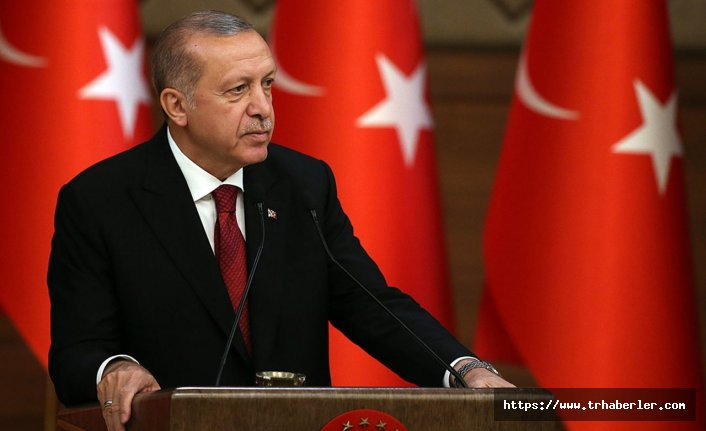 Cumhurbaşkanı Erdoğan'dan şehit ailelerine taziye telefonu!