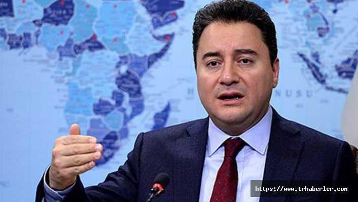 Ali Babacan'dan HDP'li belediyelere flash kayyım yorumu!